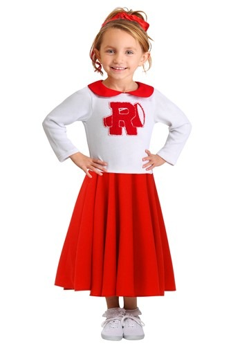 Grease Rydell High Toddler's Cheerleader Costume