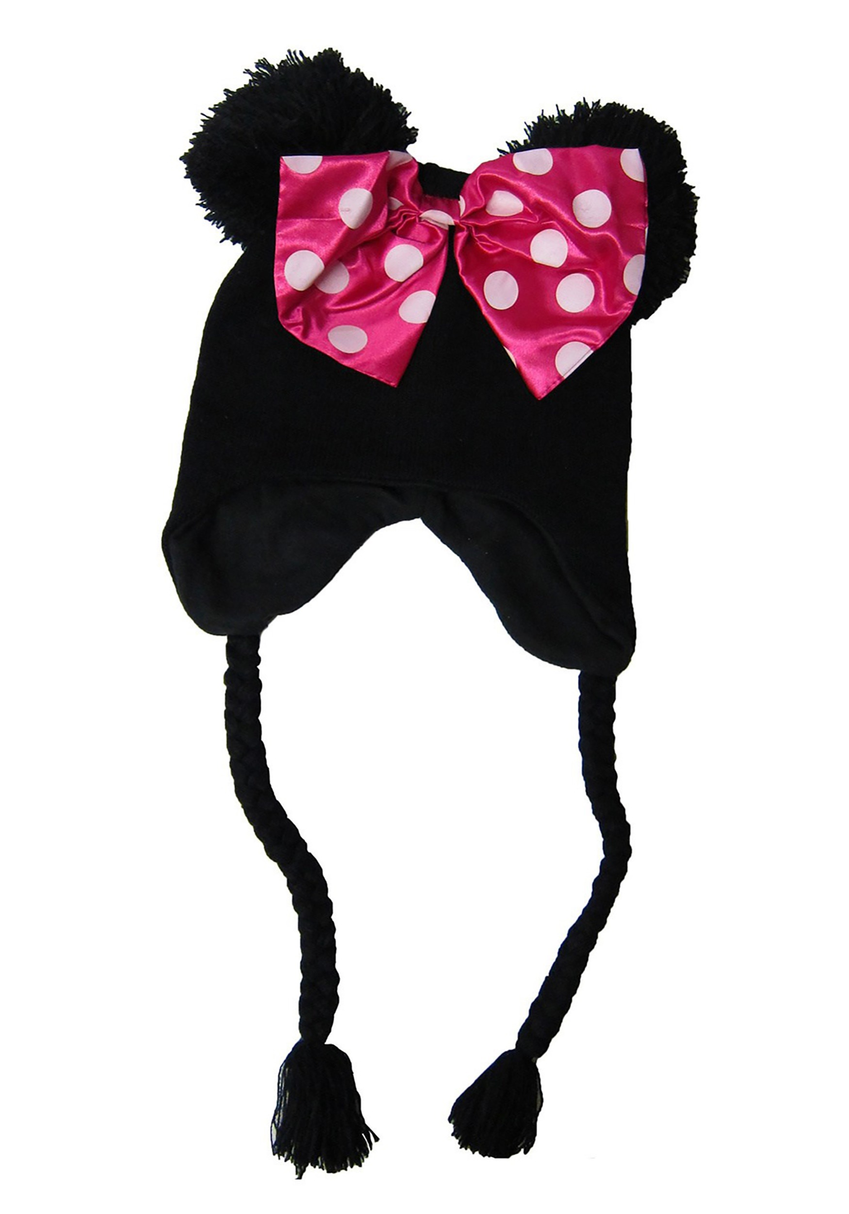 INOpets.com Anything for Pets Parents & Their Pets Minnie Mouse Kids Peruvian Hat