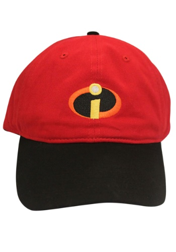Incredibles Logo Dad Cap