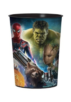 Marvel Avengers Infinity Wars Plastic 16 oz. Party Cup