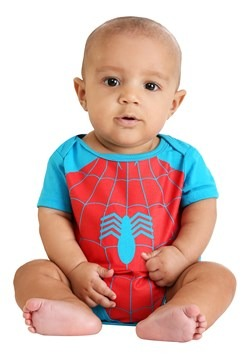 Infant Marvel Spider-Man and Incredible Hulk Onesi11