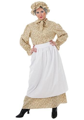 Plus Size Auntie Em Costume