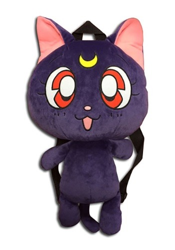 Sailor Moon Luna Plush Bag