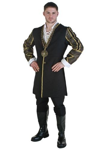 Plus Size King Henry VIII Costume