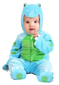Infant Spruce Stegosaurus Costume