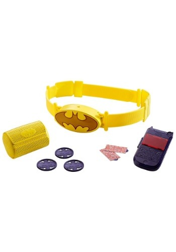 DC Superhero Girl's Batgirl Utility Belt