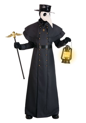 Classic Plague Doctor Costume