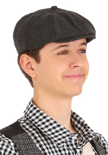 Adult Newsboy Cap