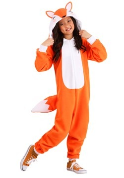 Cozy Fox Costume Kid's