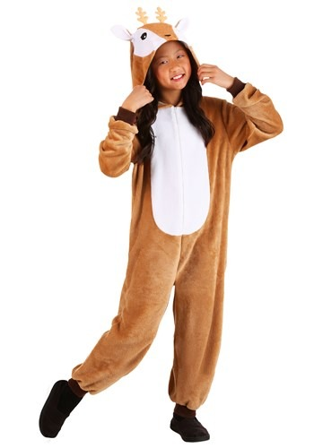 Fawn Deer Costume Girl's