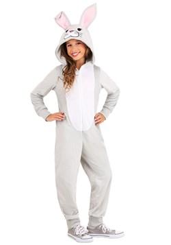 Kids Funny Bunny Onesie Costume