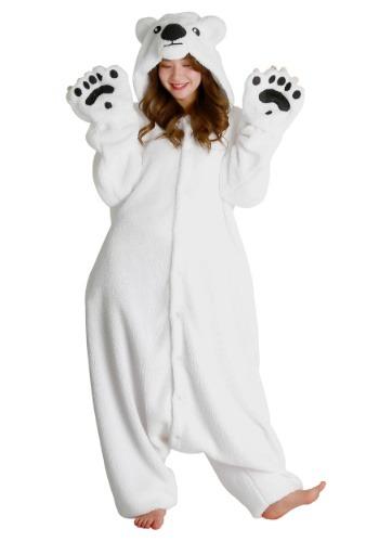 Polar Bear Kigurumi