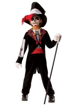 Day of the Dead Boys Costume