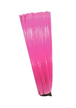 Pink 80's Neon Headband