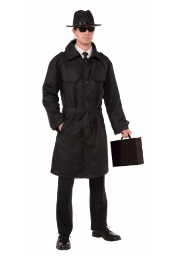 Secret Agent Trench Coat