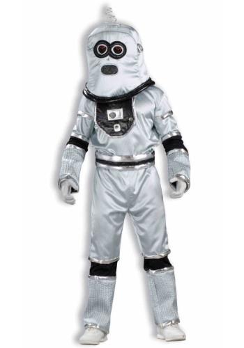 Men's Robot Costume