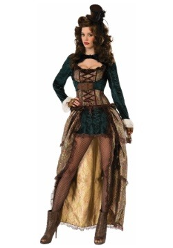 Madame Steampunk Costume