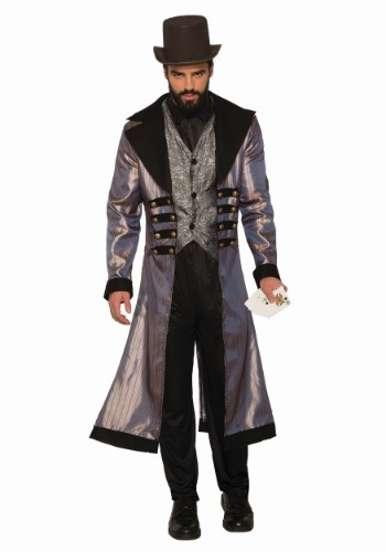 Deluxe Badlands Gambler Costume