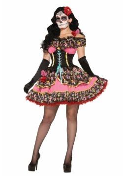 Day of the Dead Senorita Costume
