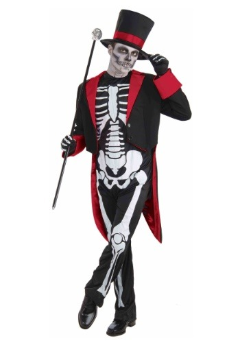 Men's Mr. Bone Jangles Costume