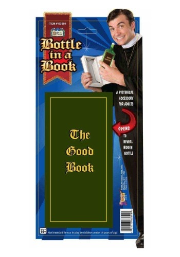 Bottle in the Good Book Accessory