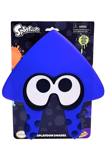 Splatoon Blue Sunstaches