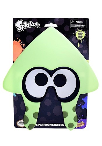 Splatoon Green Sunstaches