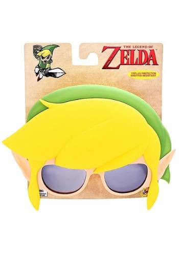Zelda Link Sunstaches