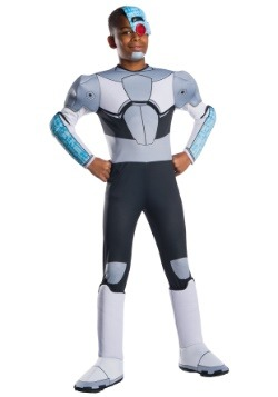Teen Titans Cyborg Child Costume