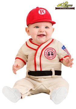 Infant League of Their Own Coach Jimmy Costume