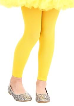 Yellow Leggings for Girls