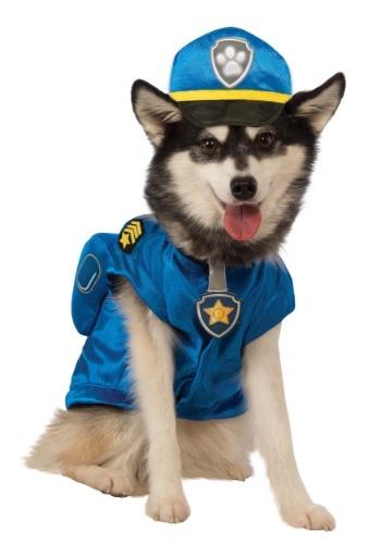 Paw Patrol Chase Pet Costume