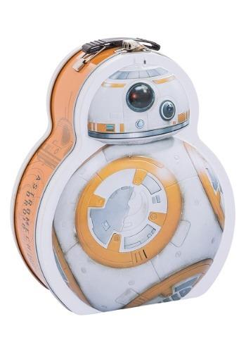 Star Wars Lunch Box BB-8 Shaped Tin Tote