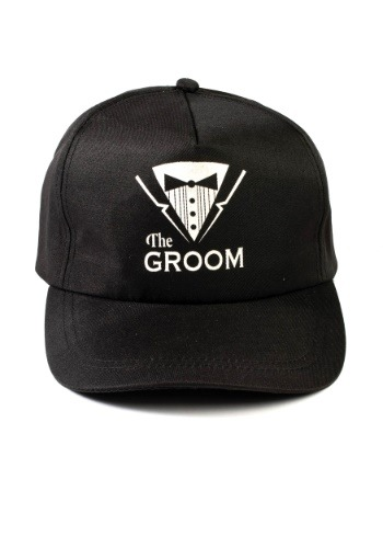 Groom Bachelor Baseball Hat