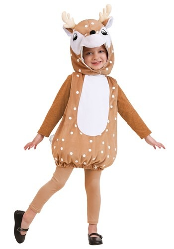 Toddler Spotted Deer Costume