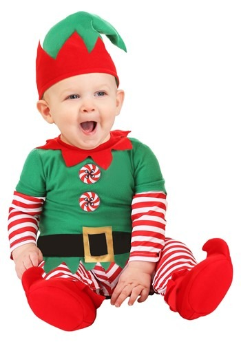 Christmas Elf Infant Costume