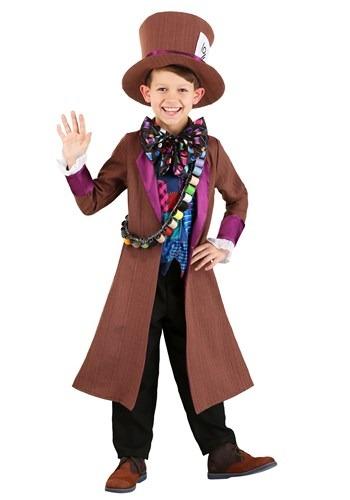 Child's Wacky Mad Hatter Costume