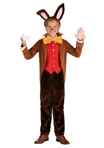 Tea Time Child's March Hare Costume