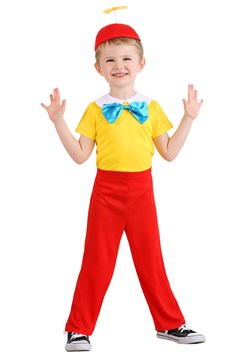 Zany Tweedle Dee/Dumb Toddler's Costume