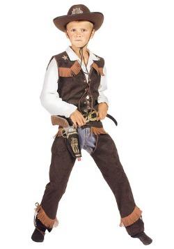Kids Rawhide Cowboy Costume