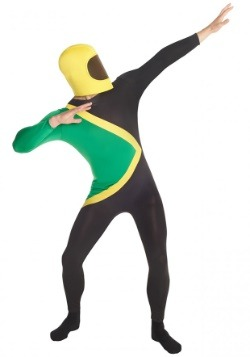 Men's Jamaican Bobsled Team Morphsuit