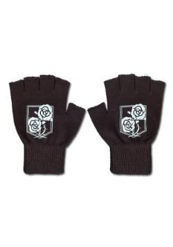 Garrison Regiment Attack on Titan Gloves