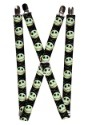 "Nightmare Before Christmas Jack Glow 1"" Suspenders"