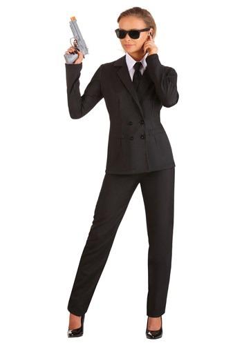 Women's Black Suit
