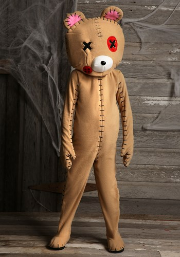 Lifeless Bear Kid's Costume