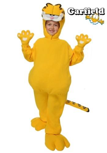 Child Garfield Costume