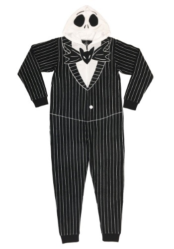 Jack Skellington Men's Union Suit