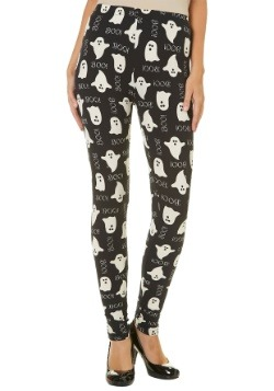 Women's Boo! Ghost Leggings