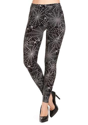 Halloween Spiderweb Women's Leggings