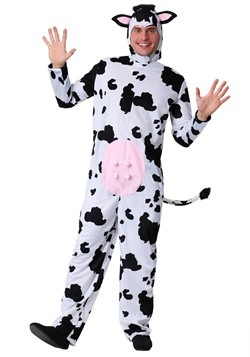 Plus Size Cow Costume